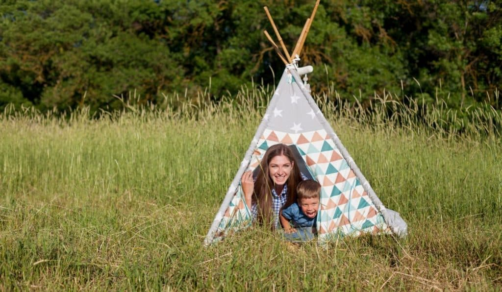 picnic tent for kids